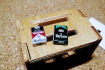 ミニチュアたばこ